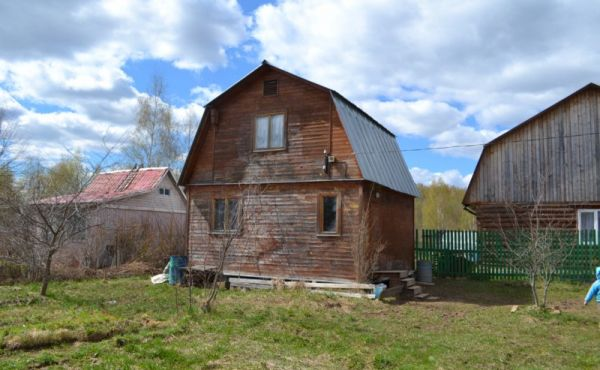 Дачный домик на 8 сотках СНТ Зубово